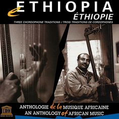 These recordings, made by ethnomusicologist Cynthia Tse Kimberlin in 1972 in the capital city of Addis Ababa, showcase three Ethiopian chordophones: the bägänna, a large 10-string plucked lyre; the krar, a smaller 5- or 6-string plucked lyre; and the masinqo, a single-string spiked fiddle. The music represents styles of five Ethiopian ethnic groups—the Amhara, Dorze, Oromo, and two Tigre groups. Addis Ababa, Folk Music, Popular Music, Capital City, Musicals, Ethnic, Album, Traditional, Collection