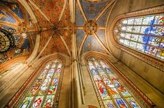 Geneva top things to do St Peter Cathedral Copyright Valerij Tkachenko  #Geneva #ebdestinations #Switzerland @ebdestinations #Travel #Europe