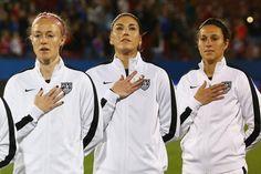 U.S. Olympic Women's Soccer Team official roster announced | Yardbarker.com