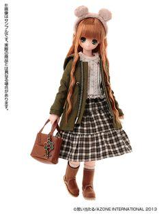 Doll Gazette   News Azone