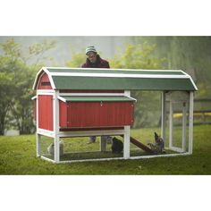 Found it at Wayfair - Red Barn Large Chicken Coop