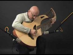 Harpe Guitare, via YouTube.