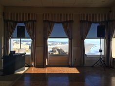San Francisco Wedding DJ at Cliff House Restaurant