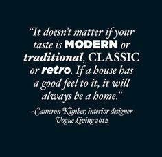 It does not matter if your taste is modern, traditional ,classic etc....