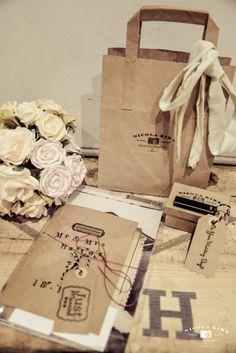 wedding packaging. nicola kirk photography