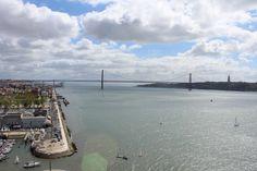 Lisszabon/ Április 25. híd