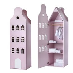 Kawaii Room, Unique Architecture, Pink Houses, Modern Shop, Kids Room Design, Shops, Baby Shower, Storage Cabinets, Beautiful Bedrooms