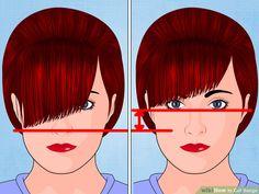Image titled Cut Bangs Step 8