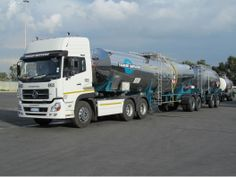 Tanker Services, South Africa