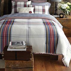 Tommy Hilfiger® 'Plaid' Comforter Set