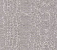 Misa Moiré Plain 6565 - Grey. Beautiful plain antique  linen moiré offered in a wide range of colours.  : Marvic Textiles