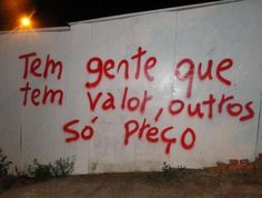 Valor e Preço Value and Price Some Quotes, Words Quotes, Sayings, Street Quotes, Cool Phrases, Sense Of Life, Stressed Out, Some Words, In My Feelings