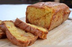 Gâteau aux Pommes et au Caramel au Beurre Salé