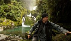 """Jeremy Wade of """"River Monsters."""" Extreme fisherman. The man after m'own heart he is!!"""