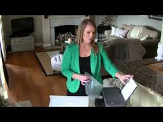 Wax Paper Transfer Video Tutorial - Sincerely, Sara D.