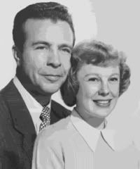 June Allyson & Dick Powell