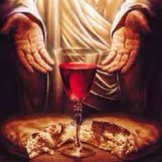 "Biblical: In John he claims ""Whoever eats my flesh and drinks my blood has eternal life, and I will raise them up at the last day."" The offering of the body of christ comes from the last supper of Jesus with his disciples. Lords Supper, Last Supper, Image Jesus, Holy Thursday, In Remembrance Of Me, Jesus Christus, Jesus Art, Jesus Prayer, Faith Prayer"