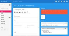 Website code generator – MaterialUp