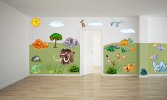 Elephant Wall Decals for Kids Elephant Wall Decal, Best Gifts for Kids