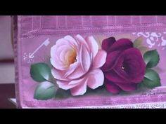 Mulher.com - 26/11/2015 - Pintura de rosas - Ana Laura Rodrigues PT2 - YouTube