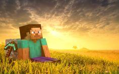 Steve Minecraft Wallpapers HD Wallpaper