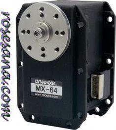 2R Hardware & Electronics: Dynamixel MX-64R