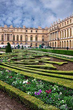 Palace de Versailles in France by Elen, via Dreamstime