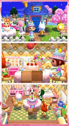Apple Room Animal Crossing Happy Home Designer on animal crossing home ideas, sims home designer, nintendo home designer,