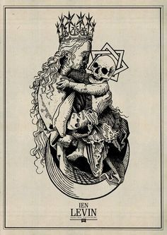 life or death tattoo design by ray reasoner black japanese death tattoo. Black Bedroom Furniture Sets. Home Design Ideas