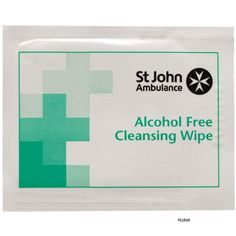 Sterile Medical Wipes Pack of 100
