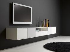 Genialt! Danske Unnu lager tv-møbler med stoff, så fjernkontrollsignalene slipper gjennom.