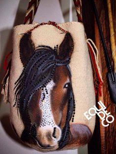 Accesorios : Mochila Wayuu