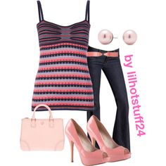 """""""Untitled #1141"""" by lilhotstuff24 on Polyvore"""