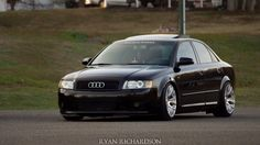 She's come a long way. Audi A4 B6 on 3SDM 0.01. : Audi