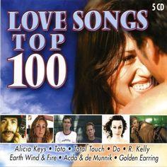 Bate-Boca & Musical: VA - Love Songs Top 100 (1995) 5CDs