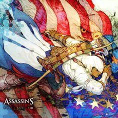 Assassins Creed III by Tatsuya Yoshikawa