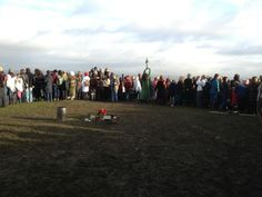 11.11 on 21.12.12 on Glastonbury Tor