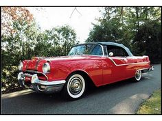 1955 Pontiac Star Chief Convertible Convertible, Pontiac Star Chief, Pontiac Chieftain, Pontiac Cars, Learning To Drive, Beautiful Inside And Out, General Motors, Big Trucks, Car Show