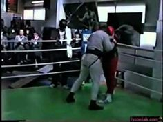Mike Tyson Full Workout