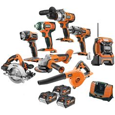 Find AEG 18V 8 Piece Combo Kit at Bunnings Warehouse. Visit your local store for the widest range of tools products.