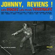 UNIVERSAL Johnny Hallyday - Les Rock Les Plus Terribl