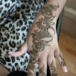 New Bridal Mehndi For Women Collection 2013