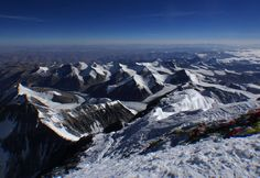 Nepal:  An expansive view from Mount Everest.  Tshering Sherpa/Agence France-Presse--Getty Images