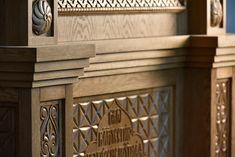 Киот в стиле Русского Севера Acanthus, Garage Doors, Outdoor Decor, Home Decor, Decoration Home, Room Decor, Home Interior Design, Carriage Doors, Home Decoration