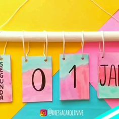 Faça você mesmo um calendário permanente passo a passo, DIY,  calendário de parede, customização, do it yourself, idéias para hlme office, home office decor, calendário 2020, decoração criativa, Artesanato, manualidades, Dressa Carolinne Diy Room Decor Videos, Diy Crafts For Home Decor, Easy Diy Room Decor, Cute Room Decor, Diy Crafts Hacks, Cute Office Decor, Bedroom Decor, Diy Tumblr, Cute Bedroom Ideas