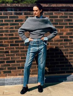 Sam Rollinson by  Alasdair McLellan for The Gentlewoman Magazine Fall Winter 2014