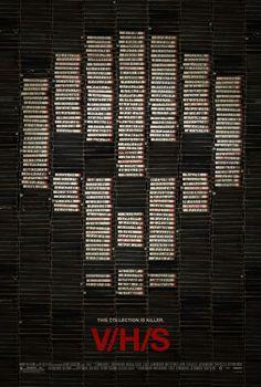 V/H/S (2012) // Adam Wingard, David Bruckner, Ti West, Glenn McQuaid, Joe Swanberg and Radio Silence