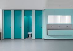 HiZone™ Toilet Cubicle for Schools - HiZone™ Secondary school toilet cubicle Developed in response to the growing requirement for added privacy in the washroom, HiZone™ is a sturdy full height secondary schooltoilet cubicle system finished at floor level with aluminium skirting channels and low floor clearance to doors.  HiZone™ secondary schooltoilet cubicle is also ideal for collegesand universities. It is available with door and overpanel or with full height door and can be specified…