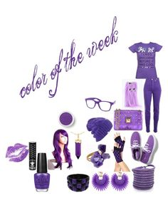 """color of the week"" by bloody-note ❤ liked on Polyvore featuring My Little Pony, Versace Jeans Couture, Keds, Hervê Guyel, Skinnydip, Coal, CO, Sif Jakobs Jewellery, Helix & Felix and Simone I. Smith"