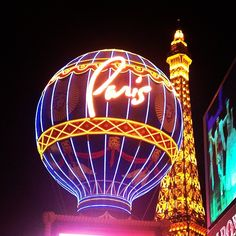 Paris Hotel & Casino in Las Vegas, NV. I've been there once, I dream of going back!! #AquaSpaBath #DreamOn